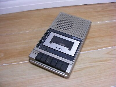 Vintage Boots CR375 Cassette Tape Player Recorder Retro