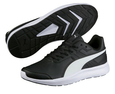 Puma Men's Escaper SL Shoes - Black/White