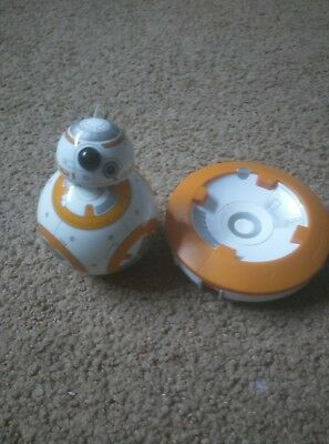 Sphero BB-8 App-Enabled Droid Original iOS /Android Star Wars Force Awakens MINT