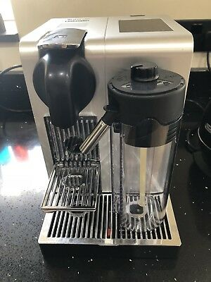 Nespresso Lattissima Pro Capsule Coffee Machine