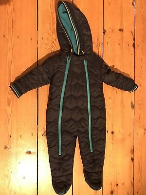 Babies Ted Baker Snow Suit 6-9 Months