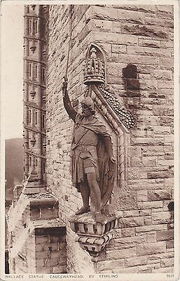 Wallace Statue, Causewayhead, STIRLING, Stirlingshire