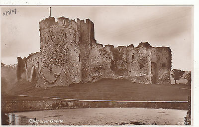 The Castle, CHEPSTOW, Monmouthshire RP