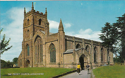 The Priory Church, LEOMINSTER, Herefordshire