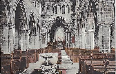 Church Interior, STAFFORD, Staffordshire