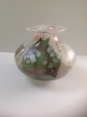 Isle Of Wight Studio Glass,Chessell Design? Vase