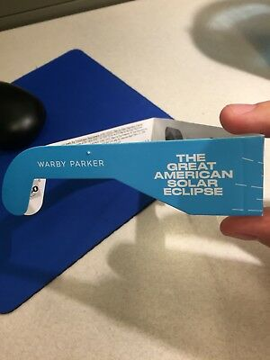 Warby Parker Eclipse Glasses