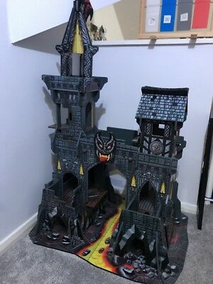 ELC Tower of Doom Castle (Tower of Darkness) Wooden Castle