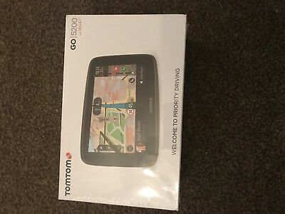 Tomtom Go 5200 With WiFi Sat Mac Brand New In Box