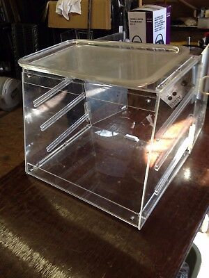Mini Counter-top Merchandiser Plexiglas Bakery Display