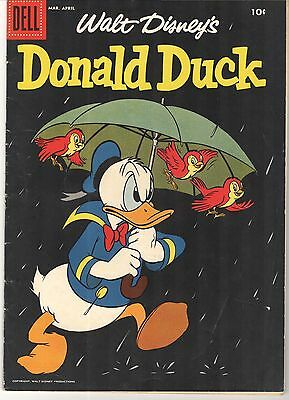 PRICED TO SELL! Dell, Walt Disney's Donald Duck #58 (1958)