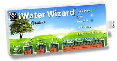 NIB iWater Wizard 12-Zone Irrigation Controller for Smartphone