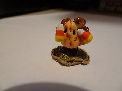 Wee Forest Folk special color Candy Corn Kid