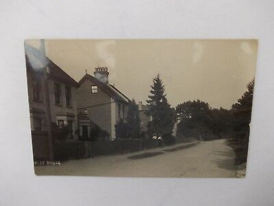 old Post card Shipley Bridge, Horley