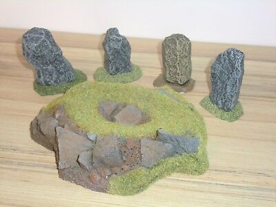 Warhammer Fantasy Scenery Hill and Stones