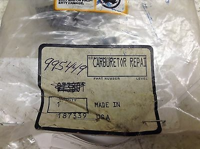 Impco 995449 Carburetor Repair Kit New (TB)
