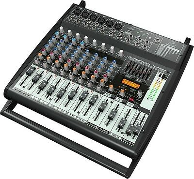 Behringer PMP500 12 Channel Power Mixer - NEW!