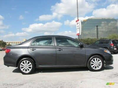 2009 Toyota Corolla LE Cars & Trucks, RVs & Campers, and Commercial Trucks