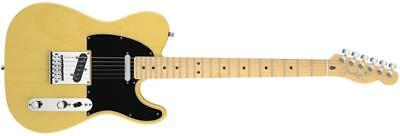 Fender American Deluxe Ash Telecaster, Butterscotch Blonde, Maple FB ,2015 -NEW!
