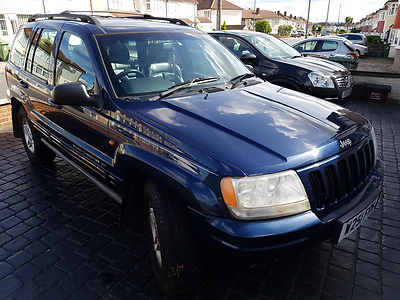 Jeep grand cherokee limited 4.0