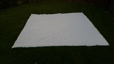 White Archery Netting, Golf Screen, Projection Screen