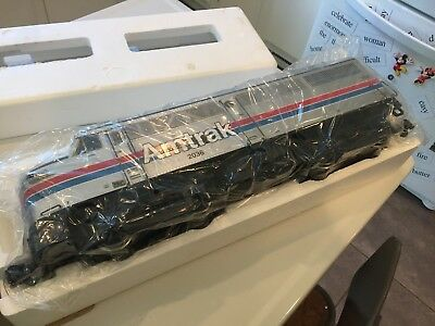 Arsticraft Amtrak FA-1 Diesel Locomotive Battery Power With Box G Scale