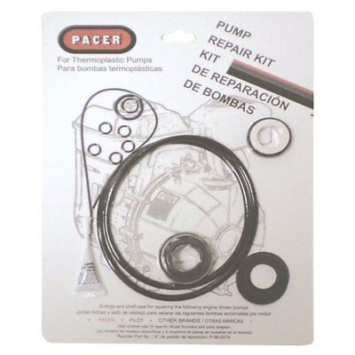 Pacer Pumps P-58-0074 Carded Seal Kit O-Rings