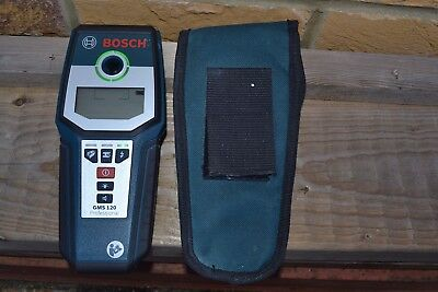 Bosch GMS 120 Professional Multi-detector,digital wall scanner