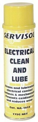 Contact Cleaner Lubricant Spray CanIdeal for cleaning and lubricating non- arcin