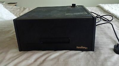 Excalibur 4 tray food dehydrator. Model 4400 with recipe book