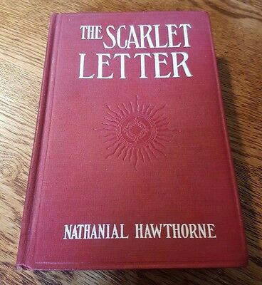 nathanial hawthorne and the scarlet letter Between hawthorne's earlier and his later productions there is no solution of  literary continuity, but only increased growth and grasp rappaccini's daughter.