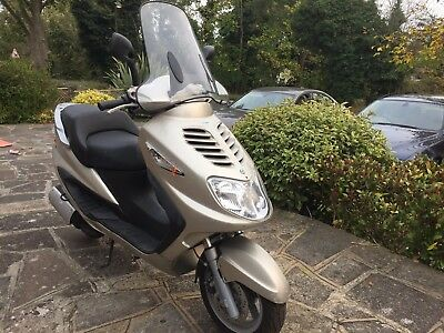 Italjet Millenium 100 Scooter. NEW old stock! Spares or repairs . Please read ..