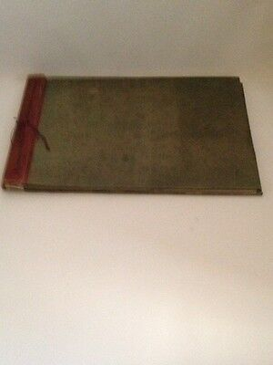 Vintage Social History Photograph Album with 84 Old Photograph, 1920 -30's
