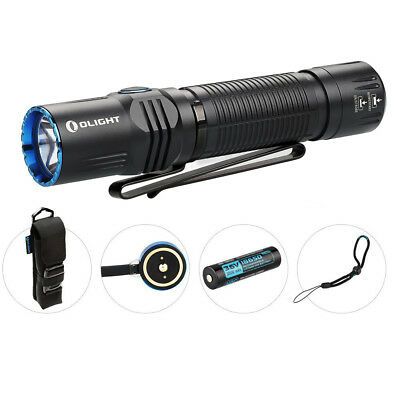 Olight M2R Warrior 1500Lm Rechargeable LED Flashlight (LED: Cool White)