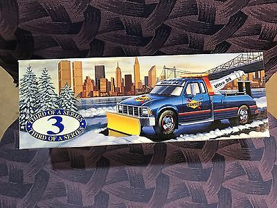 SUNOCO 1996 TOW TRUCK COLLECTORS EDITION No. 3 IN SERIES mimb NRFB UNUSED