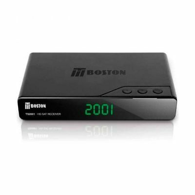 Récepteur satéllite Boston TS-2001 Full HD Wifi