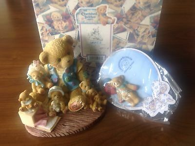 Cherished Teddies Collecting Cherished Friends Along the  Way 2000 INT. L E