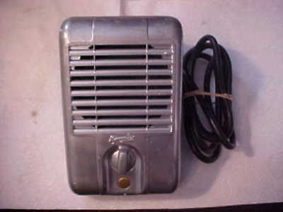 Vintage Simplex Drive In Movie Speaker    Works