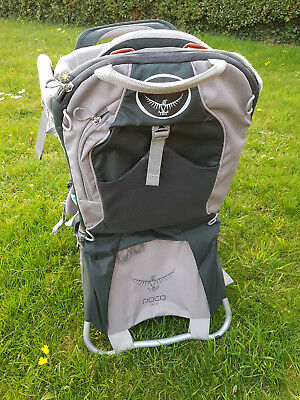 Osprey - Poco Plus Baby Carrier, with Rain Cover and Sun Shade