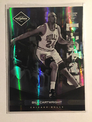 Bill Cartwright 2011-12 Panini Limited Spotlight Silver #136 Chicago Bulls 34/49