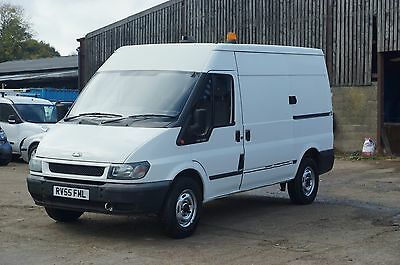 Ford Transit 350 MWB Semi Automatic nice condition 70k miles - Spares or Repair