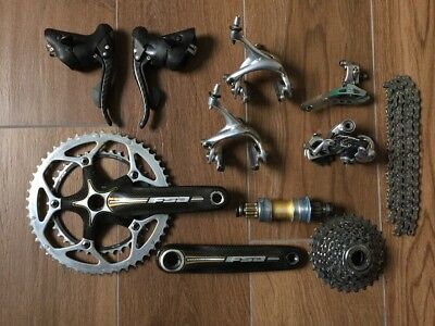 Campagnolo Record 10 s speed groupset group set