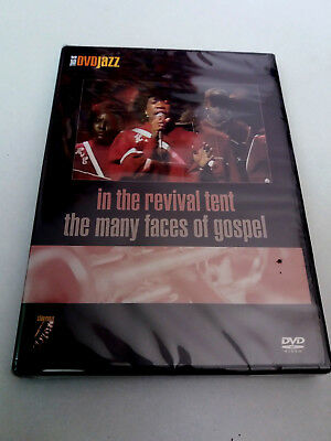 "In The Revival Tent ""the Many Faces Of Gospel"" Dvd Precintado Sealed"