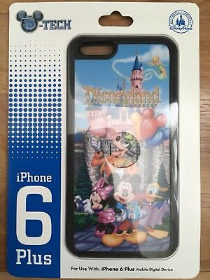 Disneyland Resort Mickey And Friends Iphone 6 Plus Case
