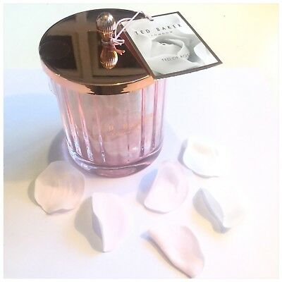 Ted Baker Soap Petals for bath time Ted Of Roses In Glass Jar Gift Set Musk