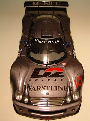 PRO-BUILT Mercedes CLK-GTR by  Tamiya, 1/24 Scale