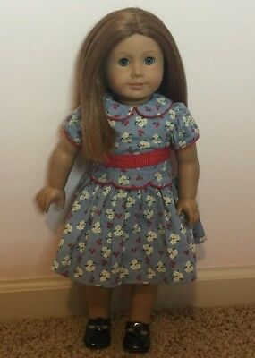 "AMERICAN GIRL EMILY BENNETT 18"" PLEASANT COMPANY RETIRED Molly's Friend Doll"