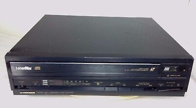 Pioneer CLD-1010 Compact Disc/Laservision Player AS-IS FOR PARTS AND REPAIR