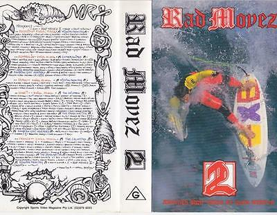 Surfing Bad Movez Vhs Video Pal A Rare Find