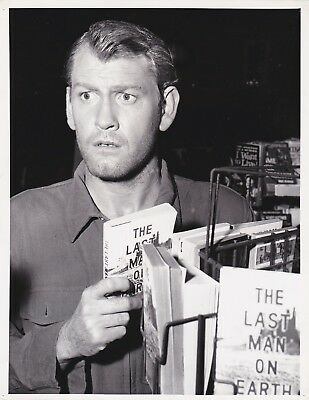 Original The Twilight Zone CBS TV Show Photo Earl Holliman 1959